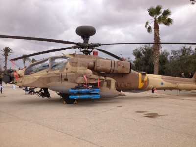 Israel Air Force Helicopter